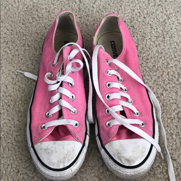 pink converse size 9 Online Shopping